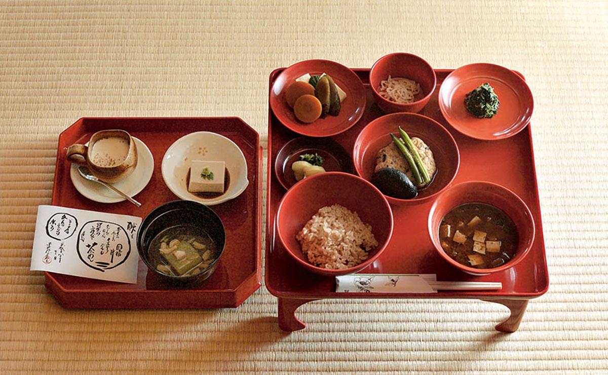 妙心寺 東林院食堂