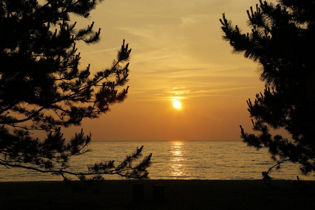 海辺リゾート