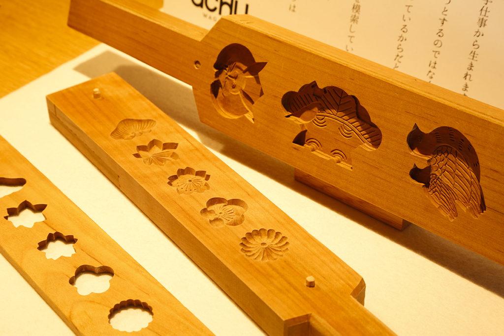 木型職人の育成にも力を入れています。