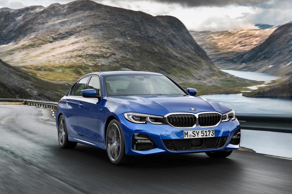 BMW ニュー3シリーズ