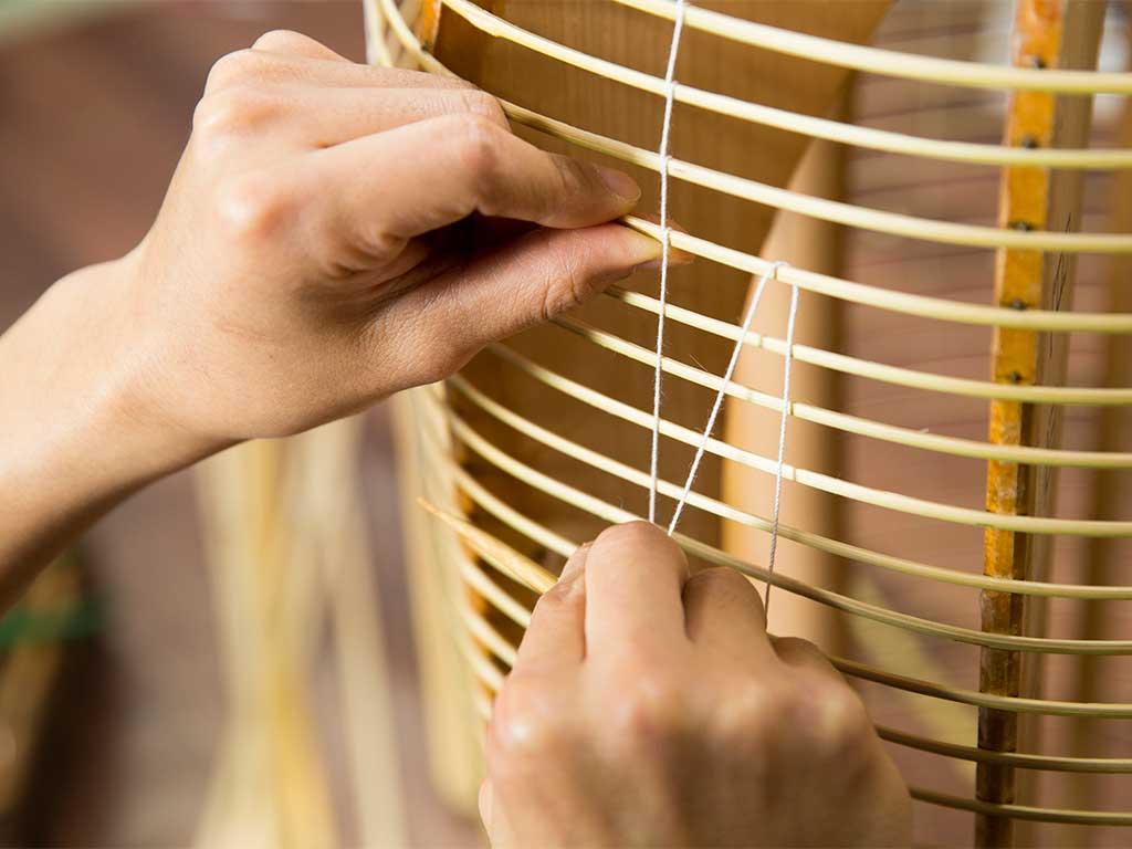 String-hanging