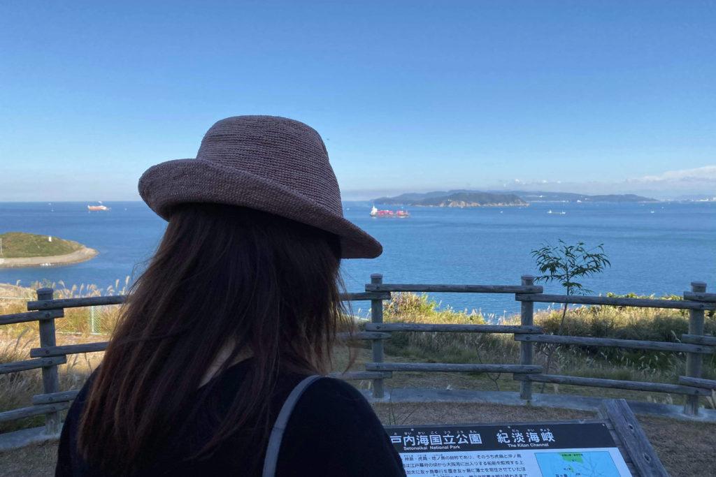 生石岬展望台