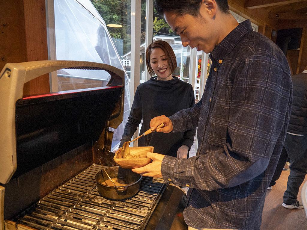 ファームグランピング京都天橋立BBQ