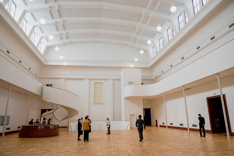 京都市京セラ美術館 中央ホール