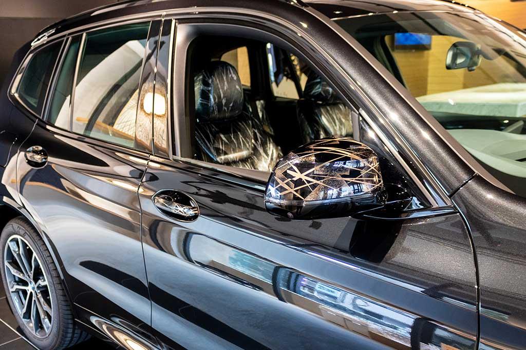 BMW New X3 xDrive20d M Sport