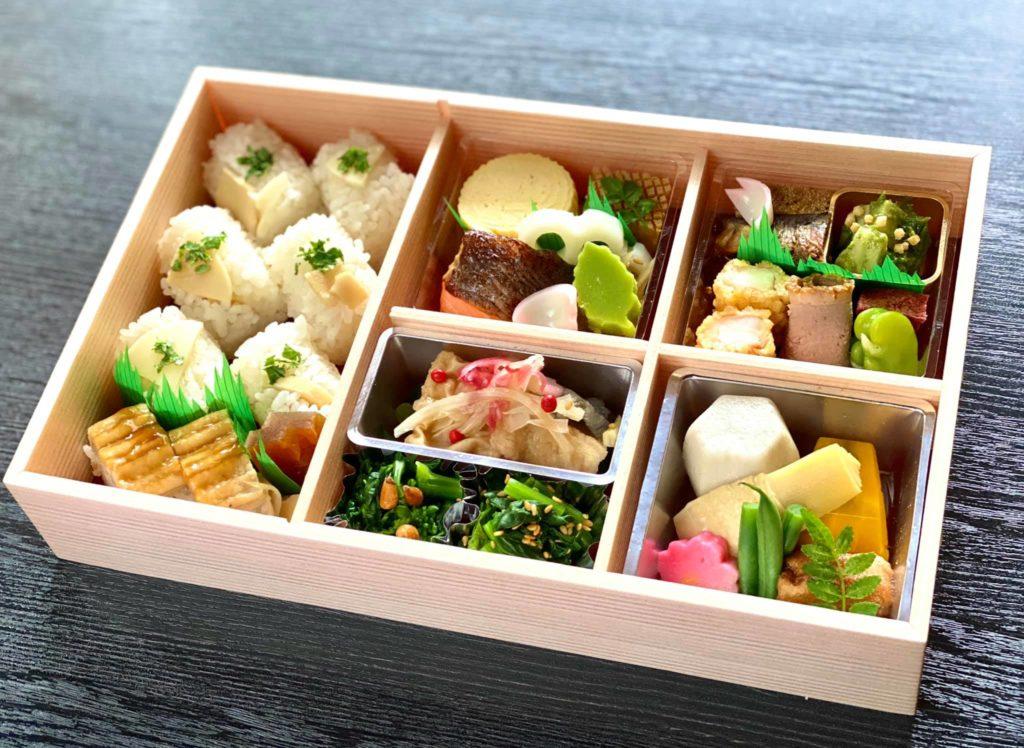 清和荘幕の内弁当
