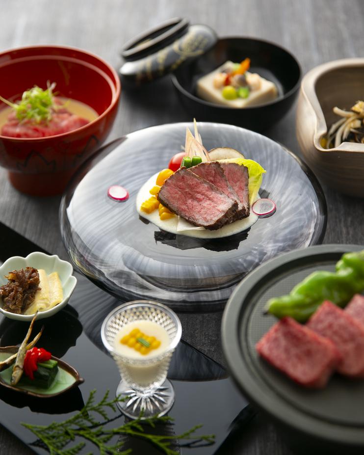 京都肉割烹 和蔵義