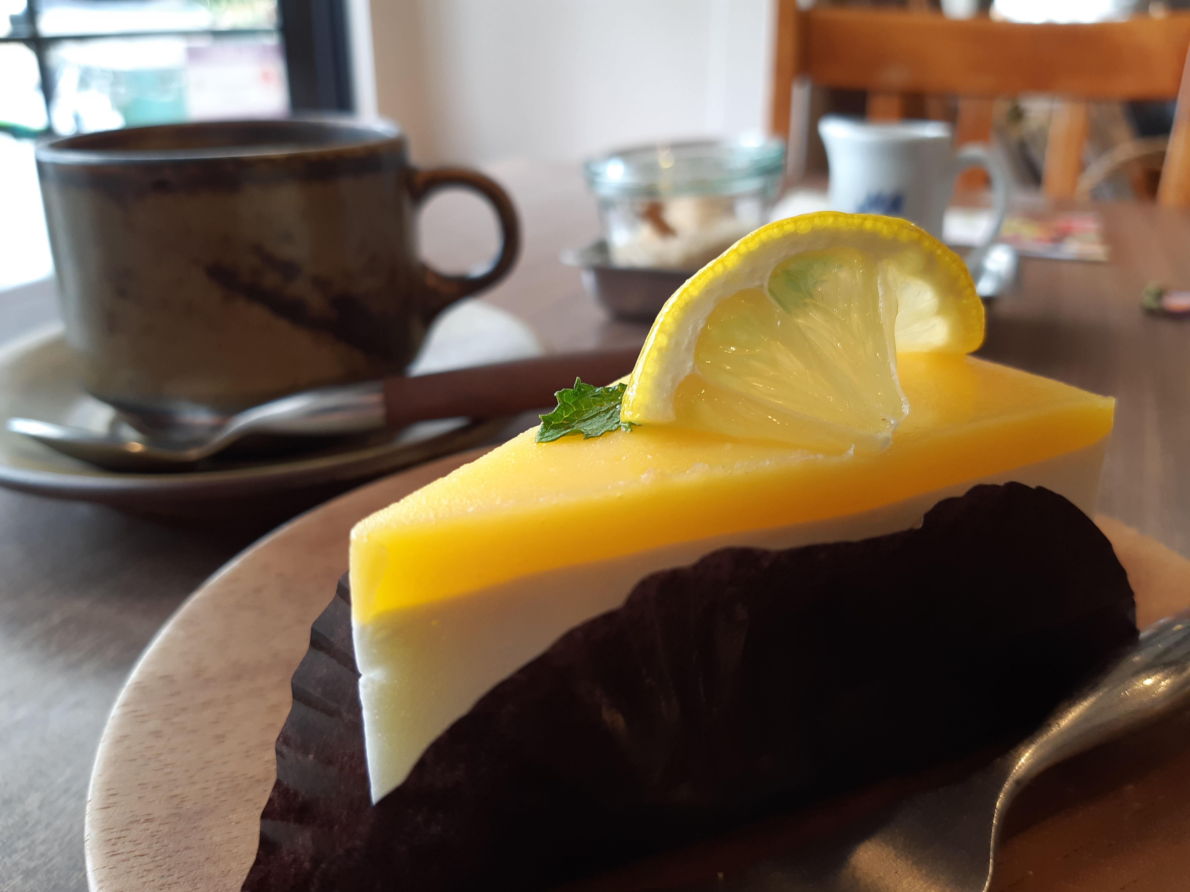 cafe OWLケーキ