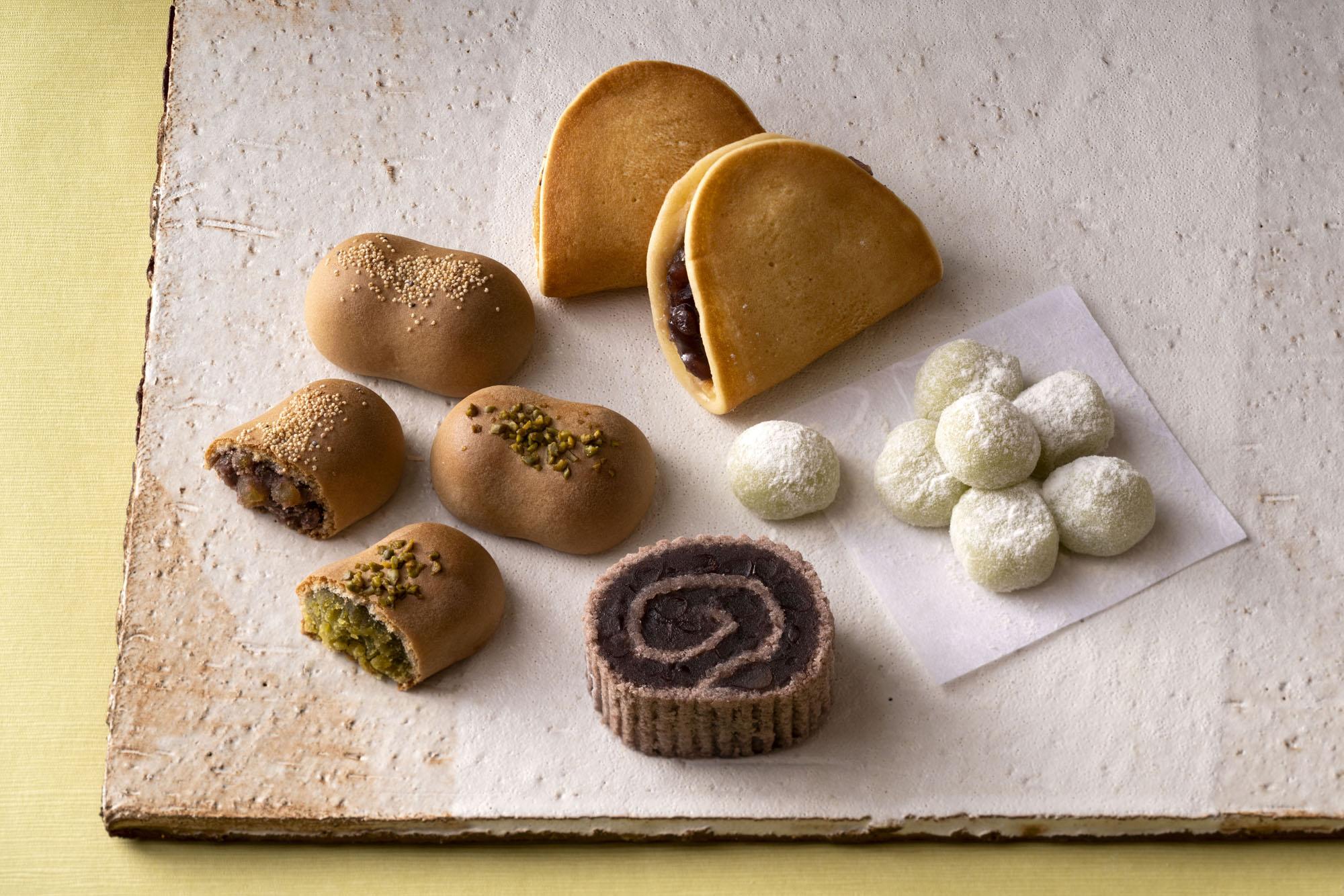 鶴屋吉信 本店 人気のお菓子