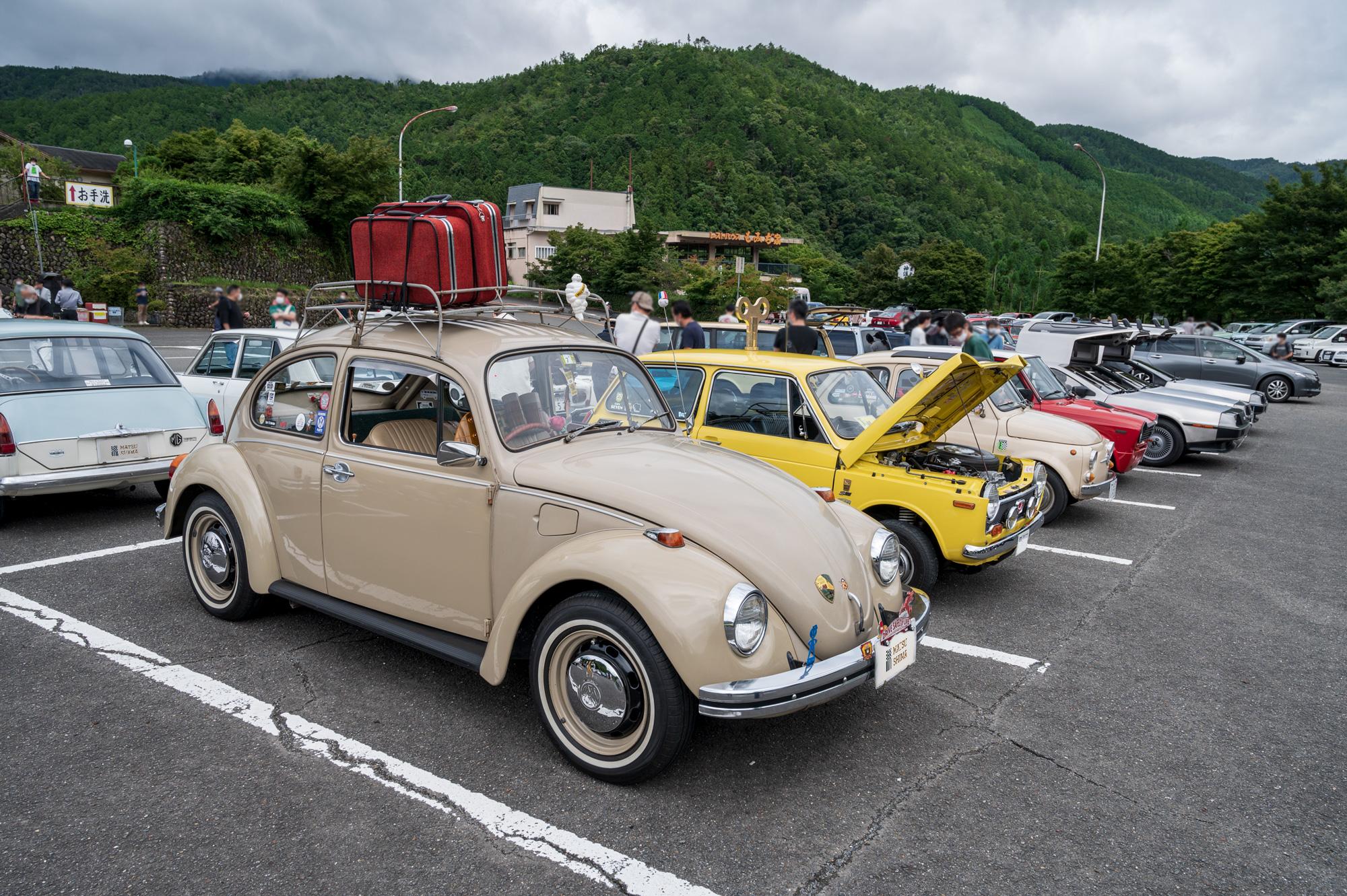 高雄サンデーミーティング Volkswagen Beetle