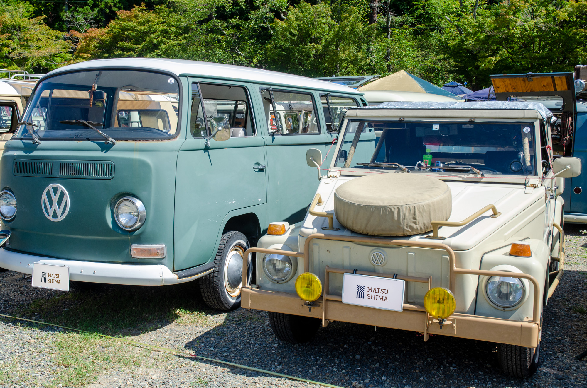 空冷Volkswagenミーティング「21th VW AUTUMN」