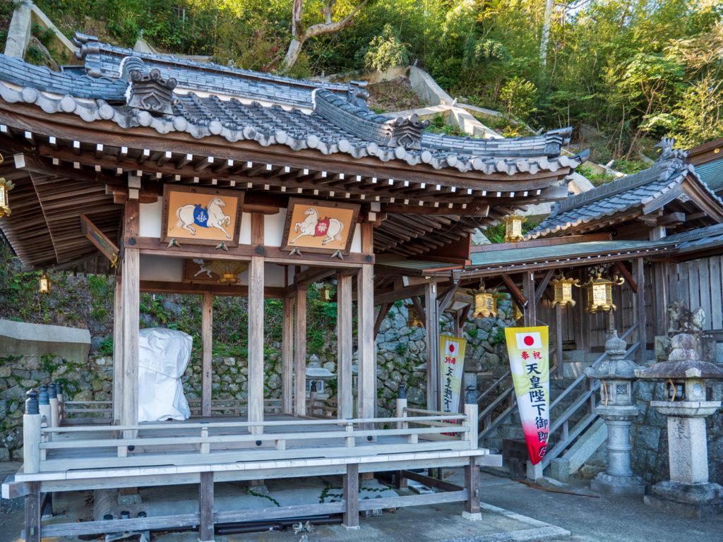 沖島 奥津嶋神社