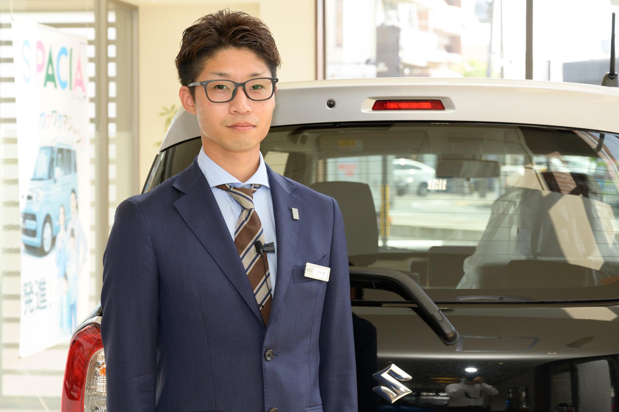 スズキアリーナ京都西 濱田翼
