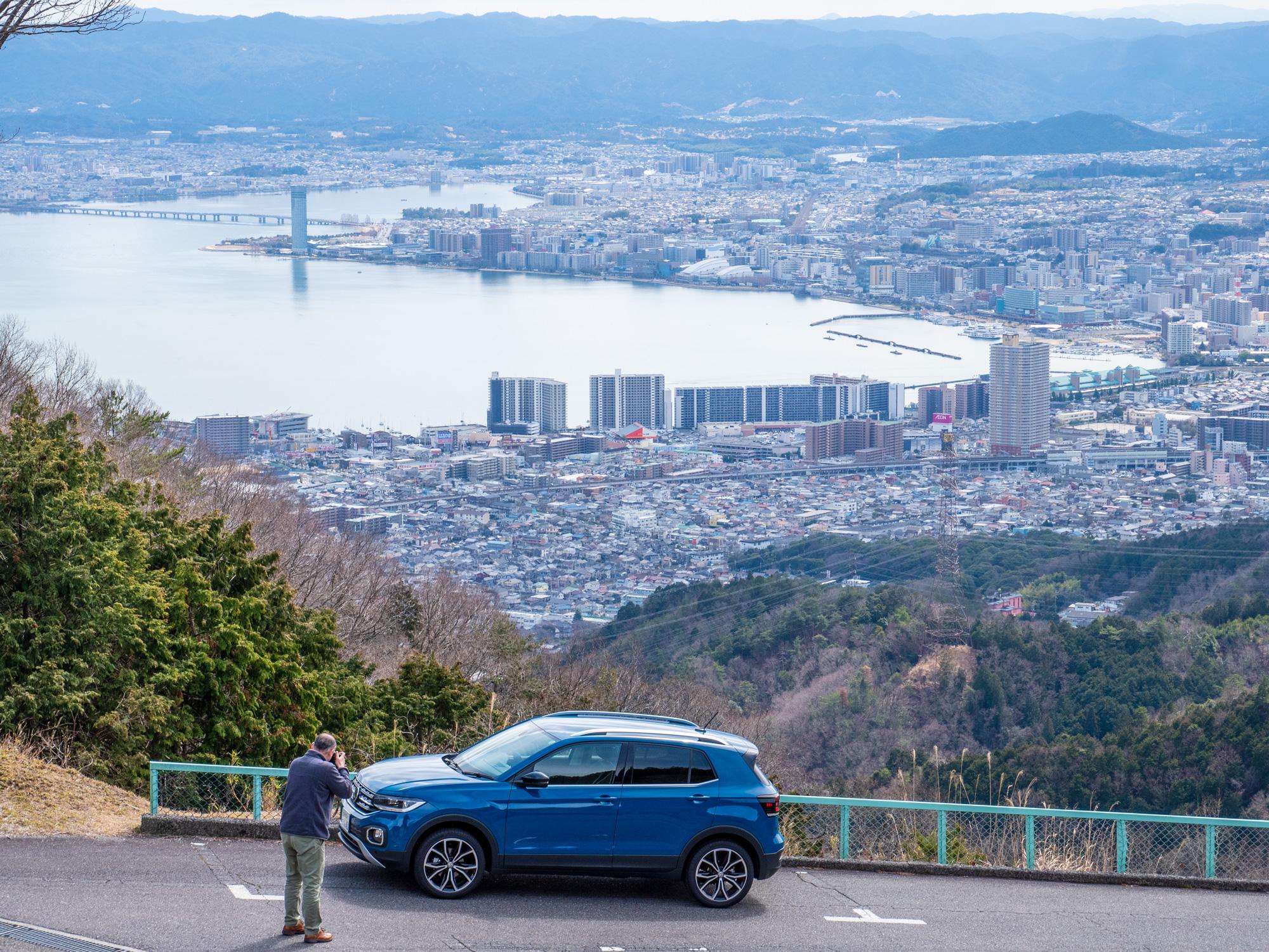 比叡山ドライブウェイ 夢見が丘
