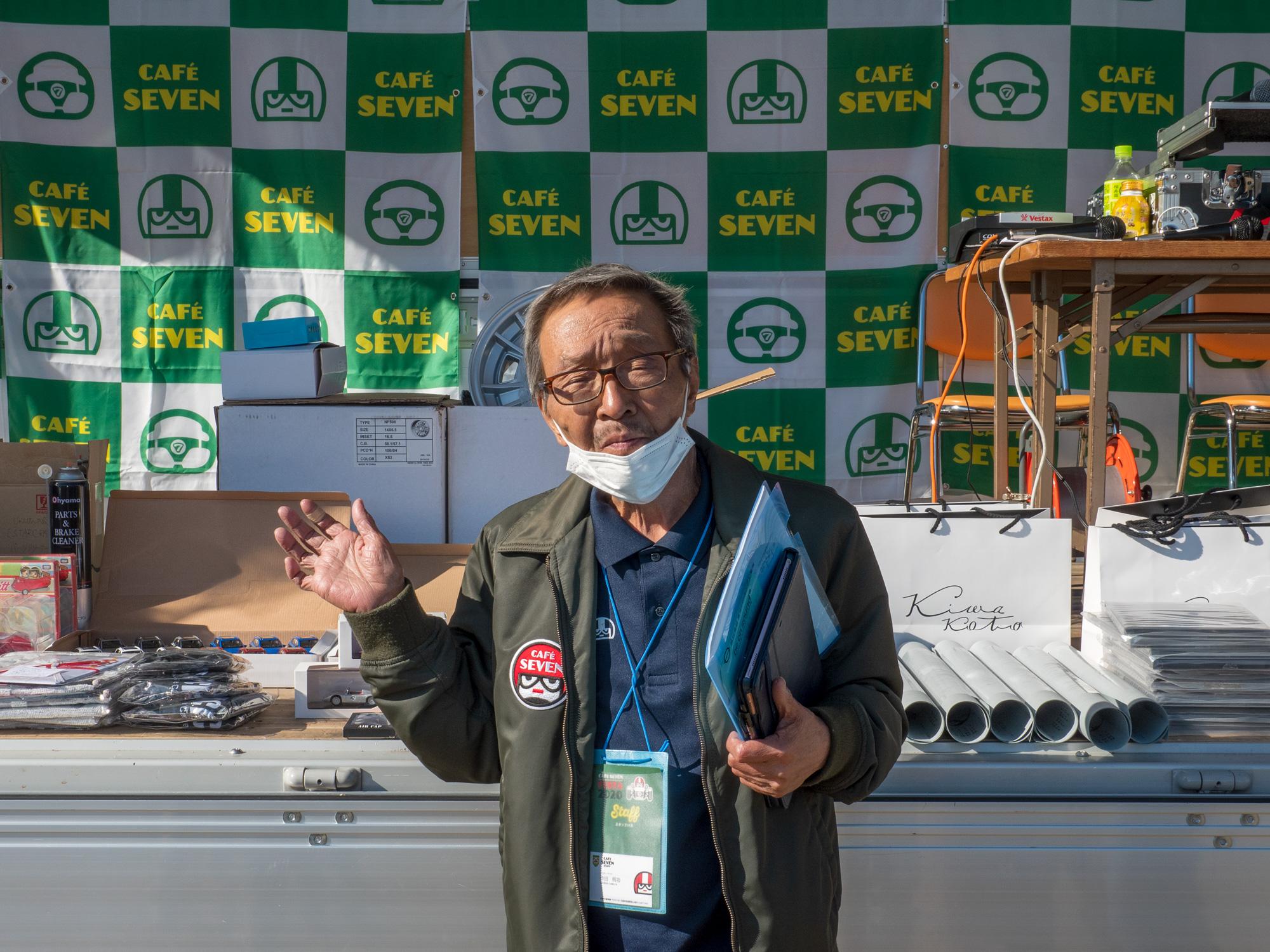 カフェセブンフェスタ 作田さん