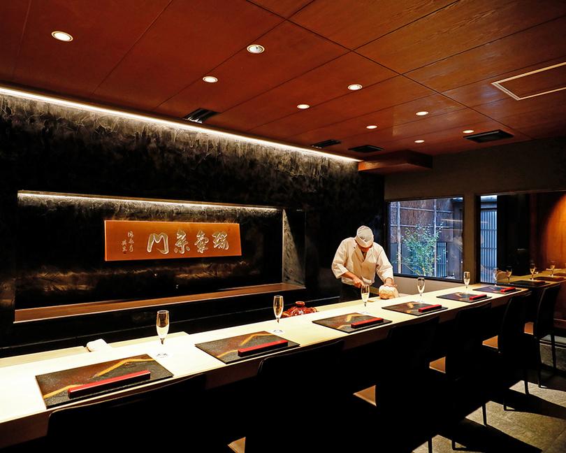 京都肉割烹 和蔵義(わくらぎ)