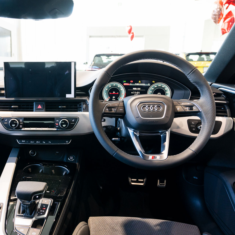 Audi A5 Sportback インパネ