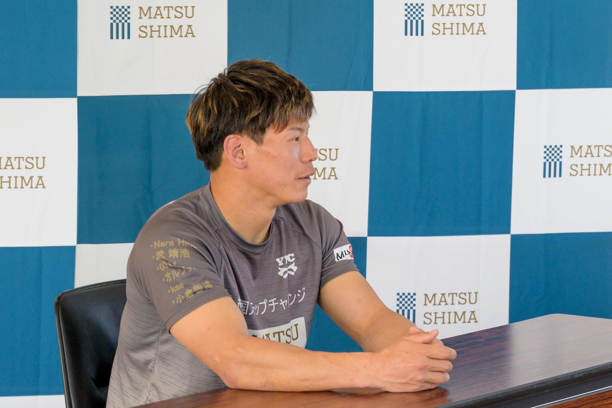 7人制ラグビー日本代表 林大成