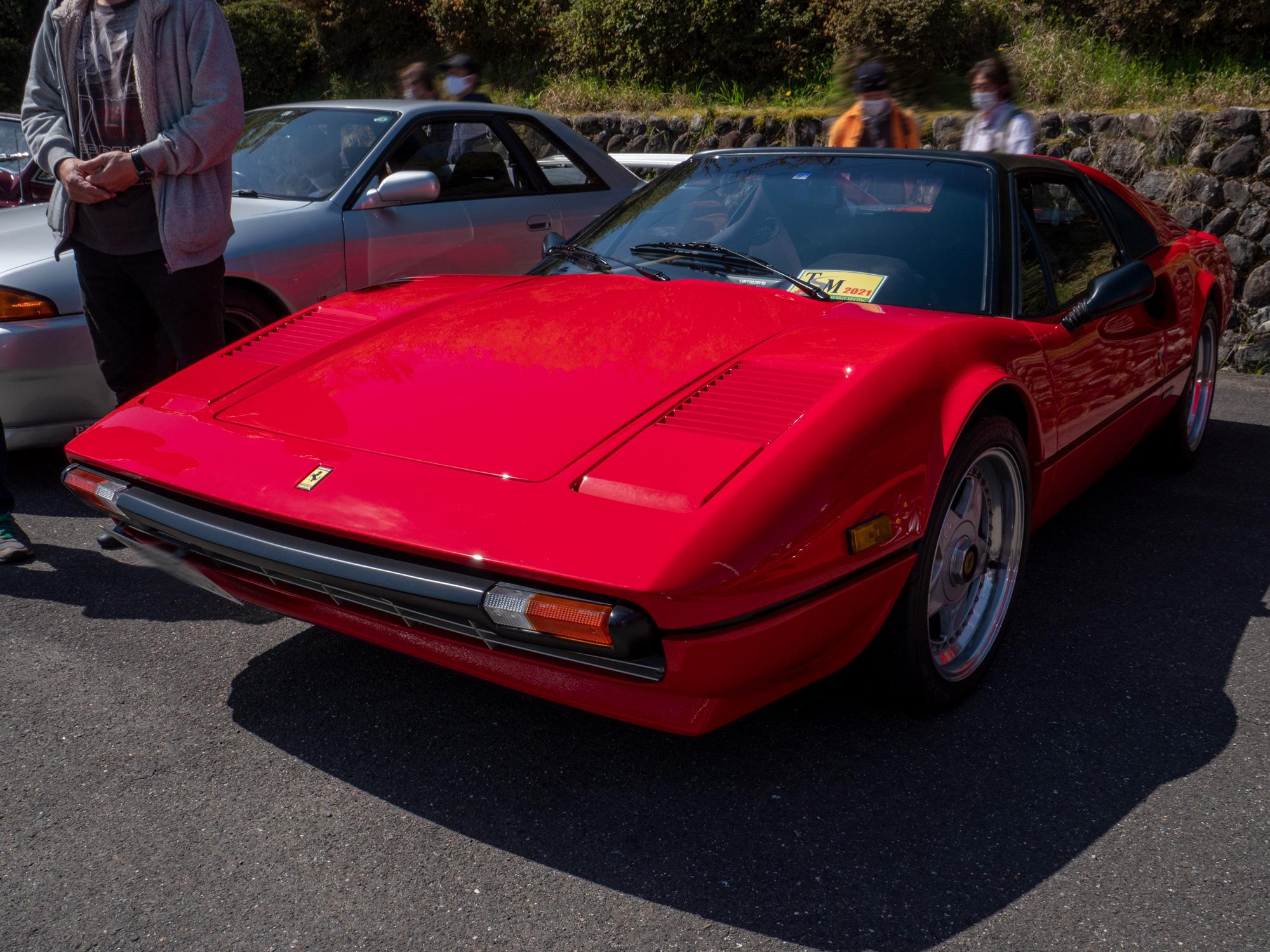 フェラーリ 308 GTS